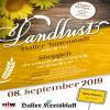 Landlust-Flyer